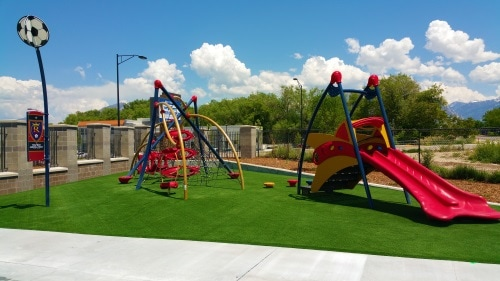 Real Salt Lake Commercial Playground